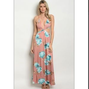 Dresses & Skirts - 💐Floral maxi dress